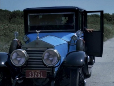 El fabuloso Rolls Royce de Boardwalk Empire
