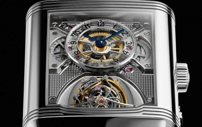 Close Up al Jaeger-LeCoultre Reverso Gyrotourbillon 2