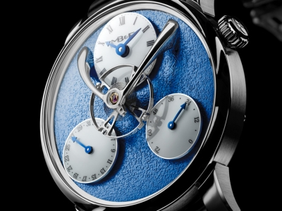 MB&F lanzó el innovador Legacy Machine Split Escapement