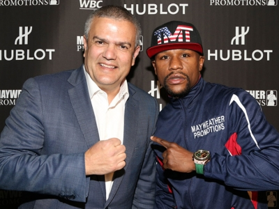 El Hublot King Power WBC de Floyd Mayweather