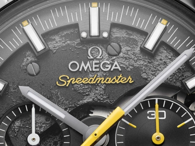 Baselworld 2018: Omega Speedmaster Dark Side of the Moon Apollo 8