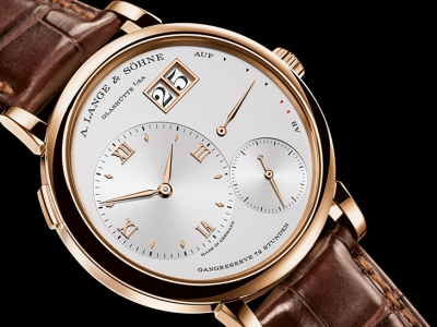 Close Up al genial Grand Lange 1 de A. Lange & Söhne