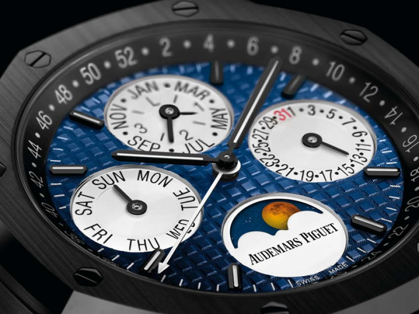 Audemars Piguet rompe récords en Only Watch con el Royal Oak Perpetual Calendar