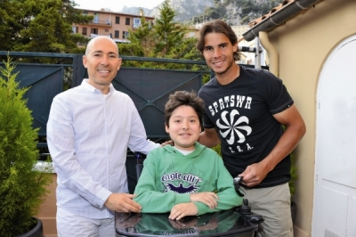 Nadal donó su Richard Mille para Only Watch