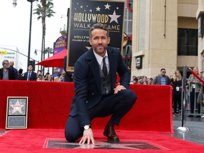 Ryan Reynolds y Piaget dejan su marca en Hollywood