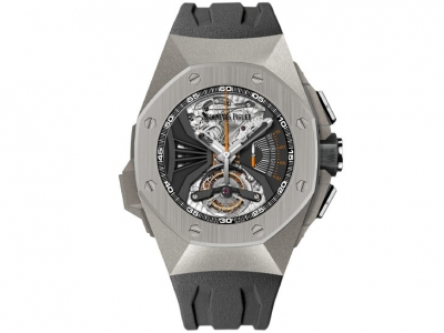 El inigualable Royal Oak Concept RD#1 de Audemars Piguet