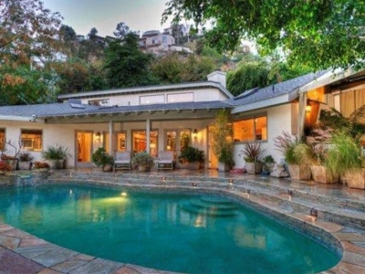 Sandra Bullock vende su lujoso bungalow en Hollywood