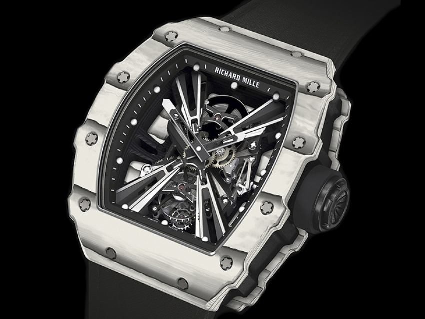 Richard Mille lanza el espectacular RM 12-01 Tourbillon