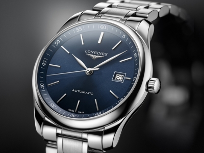 The Longines Master Collection agrega color a sus esferas