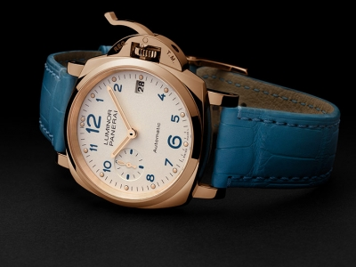 SIHH 2018: Panerai se renueva con el Luminor Due 3 Days Automatic
