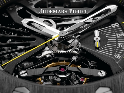 Los secretos del genial Audemars Piguet Royal Oak Concept Supersonnerie