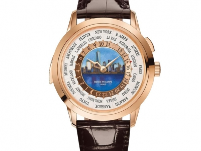 Patek Philippe presenta el World Time Minute Repeater