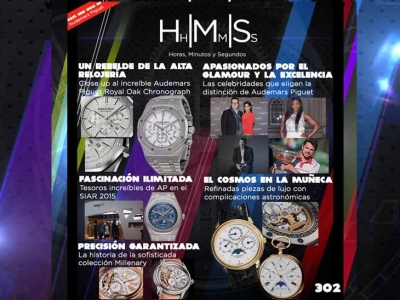 "H|M|S Programa ""Best and New"" de Audemars Piguet"