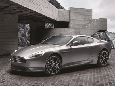 El fantástico Aston Martin DB9 GT James Bond