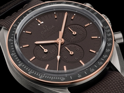 El exclusivo Omega Speedmaster Professional Apollo 11