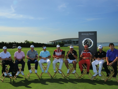El torneo de Audemars Piguet con su Dream Team
