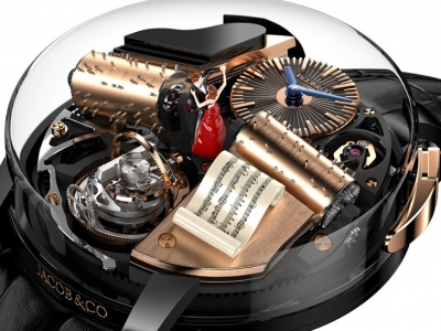 Baselworld 2017: el maravilloso Opera Musical de Jacob & Co.