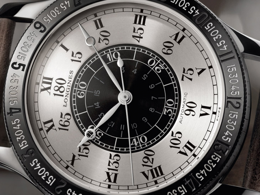 Baselworld 2017: Longines presentó el Lindbergh Hour Angle Watch 90th Anniversary