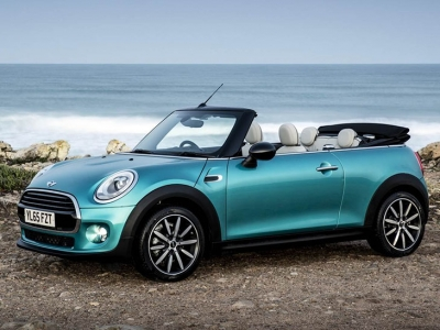 El exclusivo MINI Cooper S Convertible