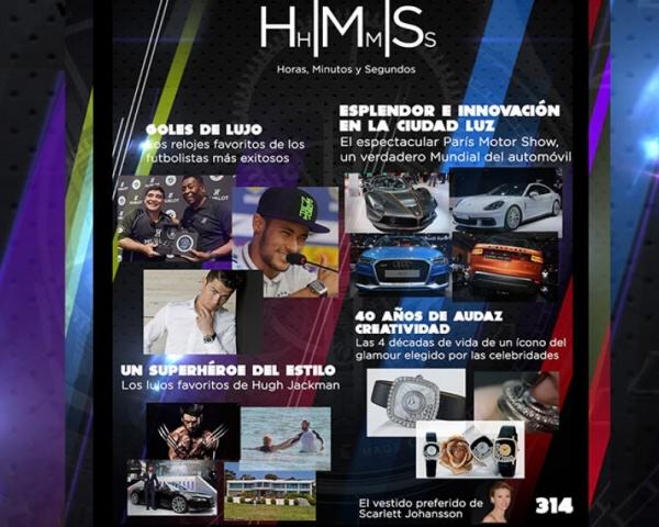H|M|S Programa #314