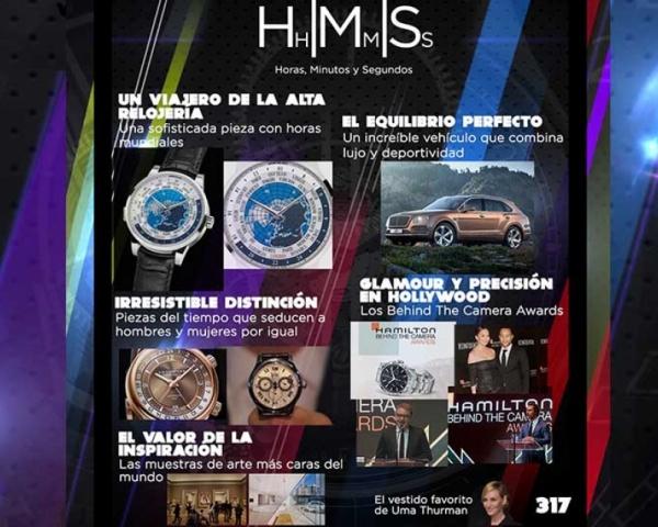 H|M|S Programa #317