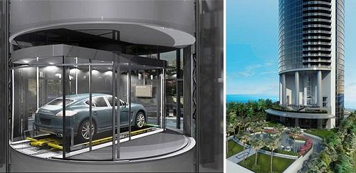 La increible torre Porsche Design en Miami - HMS - Horas minutos y segundos