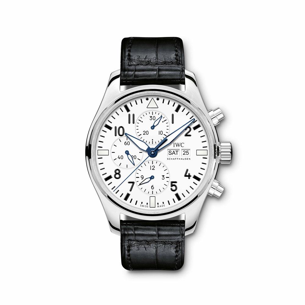 e5caee3651d6 Los nuevos relojes de aviador de IWC Schaffhausen - HMS - Horas ...