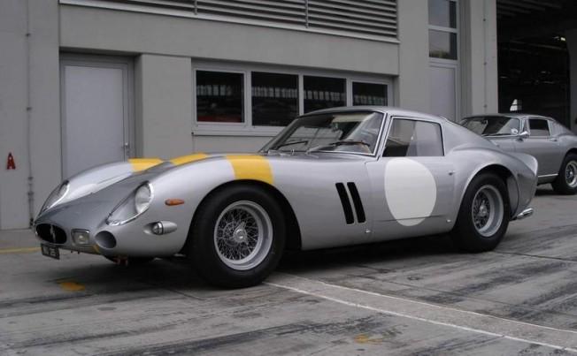 Venden Una Increble Ferrari Por US 70 Millones De Dlares