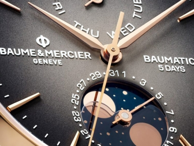 Baume & Mercier Clifton Baumatic 10547