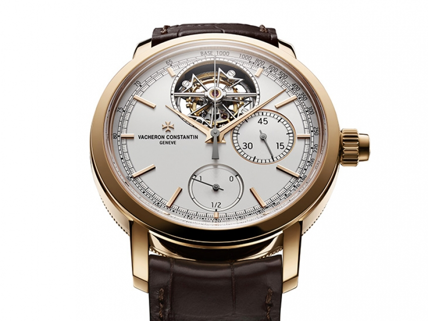 Watches & Wonders 2020: el nuevo Traditionnelle Tourbillon Cronógrafo de Vacheron Constantin