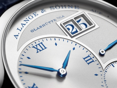 "SIHH 2019: A. Lange & Söhne Lange 1 ""25th Anniversary"""