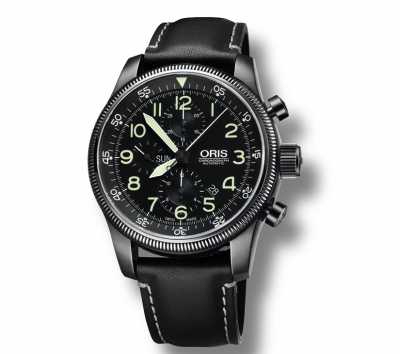 El Big Crown Timer Chronograph de Oris