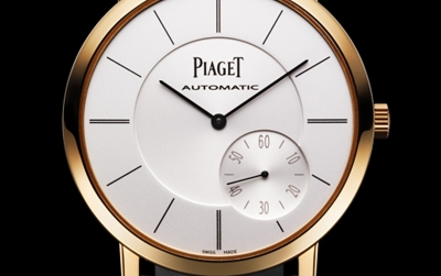 Close Up al Piaget Altiplano