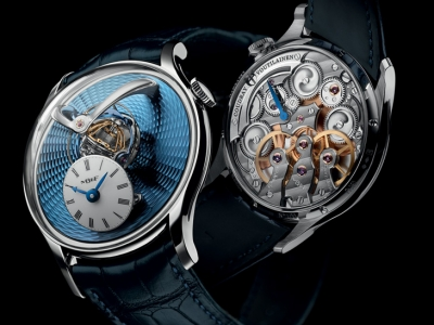 MB&F Legacy Machine Thunderdome