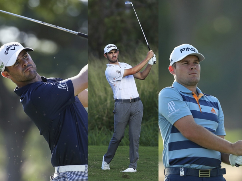 Audemars Piguet suma tres nuevos talentos al Golf Dream Team