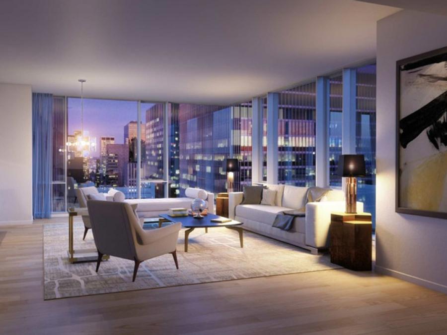 Un piso de lujo en manhattan por 16 millones de d lares for Immagini di appartamenti ristrutturati