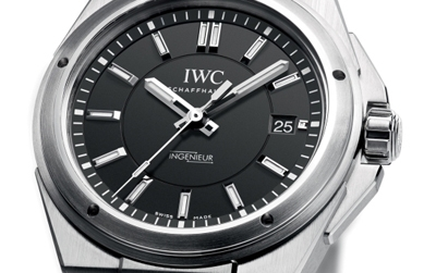 Close Up al IWC Ingenieur