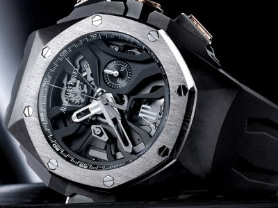 El fascinante Audemars Piguet Royal Oak Concept Michael Schumacher