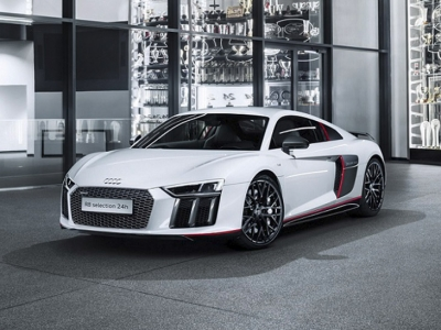 Audi y su espectacular R8 Coupe V10 Plus Selection 24h Edition