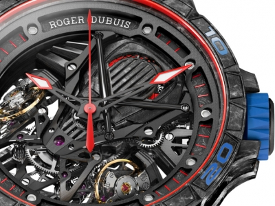SIHH 2018: Roger Dubuis Excalibur Aventador S