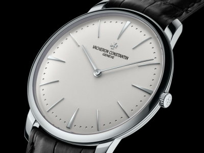 Close Up al Vacheron Constantin Patrimony