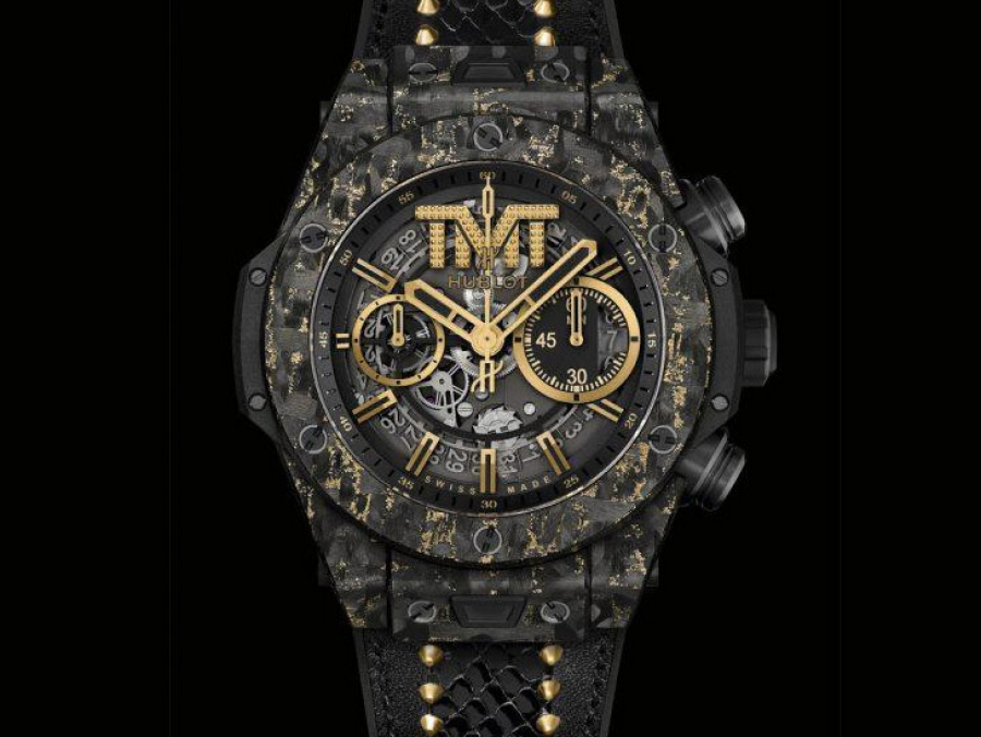 Bang Mayweather Son Unico Los Floyd Hublot De Asi Relojes Big Tmt mNn08w