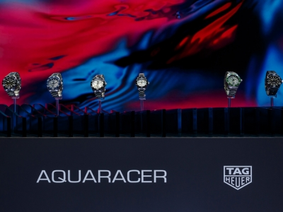 Watches & Wonders 2021: TAG Heuer Aquaracer Professional 300